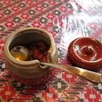 indonepa-ruryouriandoba-shidarata - 漬物