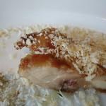DAVIS BEEF STEAK - 最初の鶏肉