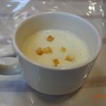 みらの - 料理写真:セットのコーンスープ