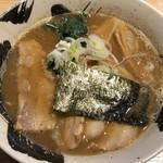 麺屋 みちしるべ - 中華そば+チャーシュー