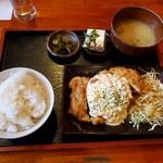 うたげや - チキン南蛮定食¥800