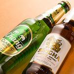 座135 - ビール_床置