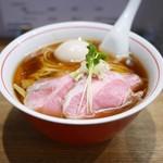 麺尊 RAGE - 料理写真:特製軍鶏そば