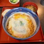 東家 - 特製カツ丼