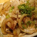 10445014 - 塩野菜炒めです。