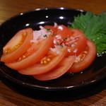 勝漫 - トマトサラダ