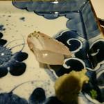 ちそう そったくいと - ⑧炙り真鯛(愛媛県来島海峡産・3日寝かせ)