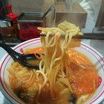 104460051 - 麺は固めの太麺