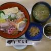 だるま寿司 - 料理写真:海鮮丼(My Bloomセット)