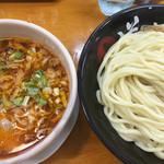 らーめん 逆流 - つけ麺  旨辛ゆず醤油 ¥780