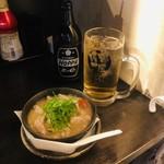 串屋横丁 - 煮込み(ホッピーセット)