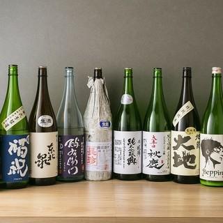 おすすめの日本酒♪