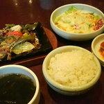 韓国旬彩料理 妻家房 - プルコギ定食