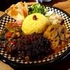 ロクパ 883カレー - 料理写真:カリーランチ(3種盛り)♪