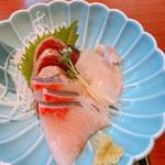魚可津 - 刺身盛り合わせ