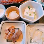 魚可津 - 小鉢達