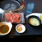焼肉松坂 - オリーブ牛らんてぃ♡
