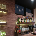 Cheese and BAR - 店内