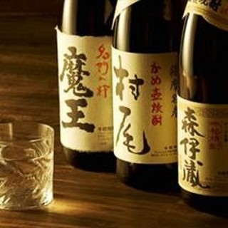 ビールから日本酒、焼酎、ワインまで