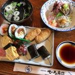 ひろ寿司 - 料理写真:ランチ(650円)