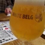 THE BARYAROU 500 - ホワイトベルク。初めて飲んだ。美味しい!