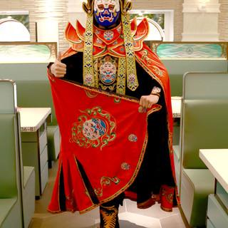 中国伝統芸能・歌劇の一つ、中国語で「戯曲」に分類される