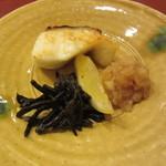 芝濱 - 鯛の塩焼き