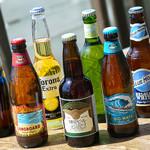 メルシーキャンプ - 様々なボトルビールもご用意