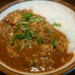 CoCo壱番屋 - 「鯖の味噌煮カレー」