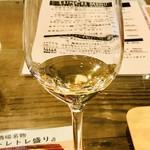 トレイントレイン - 白ワイン ゲヴェルツ 25ml ¥300-