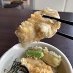 天ぷら大衆酒場 ふみ屋 - とり天 アップ