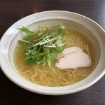 天ぷら大衆酒場 ふみ屋 - 鶏そば並