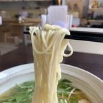 天ぷら大衆酒場 ふみ屋 - 麺 リフト