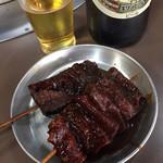 石田屋 - 料理写真:血管と豆腐