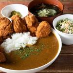 きんぐ食堂 - チキンかつカレー