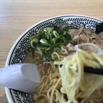 丸源ラーメン - 麺