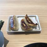 丸源ラーメン - セットの餃子