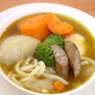あいすくりん - 料理写真:野菜タップリ!ポトフ風うどんが人気!寒い冬はあったまるよ~~~
