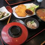たんたか - 日替わり定食¥680