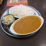 インド料理&バーMilan - Aランチ 600円