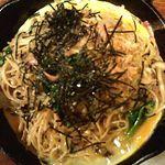 らんぷ - 料理写真:きのこのスパゲテー