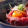 祇園鹿六 - 料理写真:ユッケ