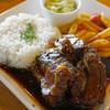 carib cafe - 料理写真:ビーフシチュー