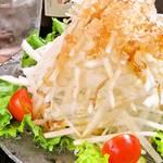 串焼はるちゃん - 大根サラダ
