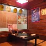 串焼はるちゃん - 4人座敷