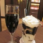 高倉町珈琲 - カフェゼリーアイスコーヒー