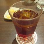 高倉町珈琲 - アイスティー