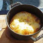 チーズオムレツセット