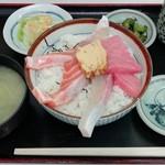 竹家食堂 - おまかせ丼 900円
