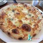427キッチン - クワトロフォルマッジョ